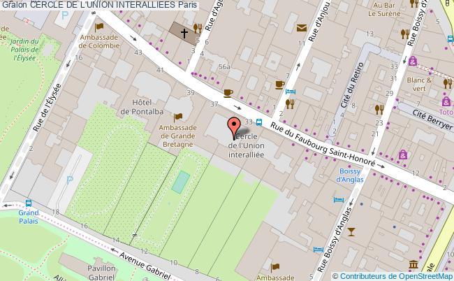 Salle De Musculation N 1 Cercle De L Union Interalliees Paris
