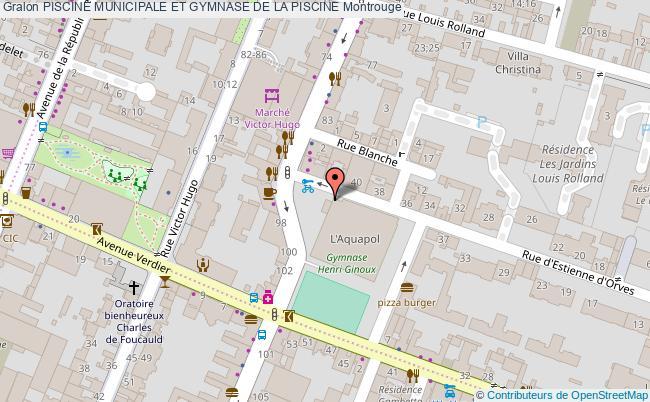 Salle De Musculation Piscine Municipale Et Gymnase De La Piscine