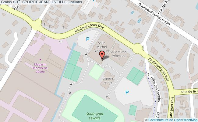 Salle De Musculation Site Sportif Jean Leveille Challans