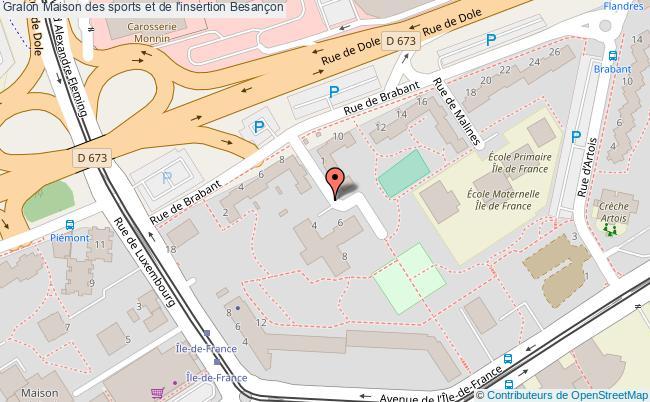 plan Salle De Sport 1