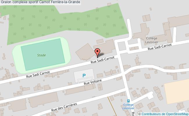 plan Salle Des Sports Gabriel Dubois