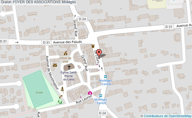 plan Salle Du Foyer Des Associations