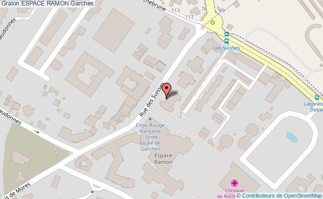 plan Salle Jacques Cartier