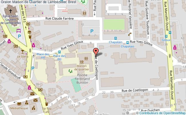plan Salle Marregues