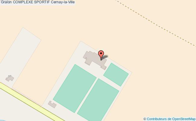 Salle Multisports Complexe Sportif Cernay La Ville