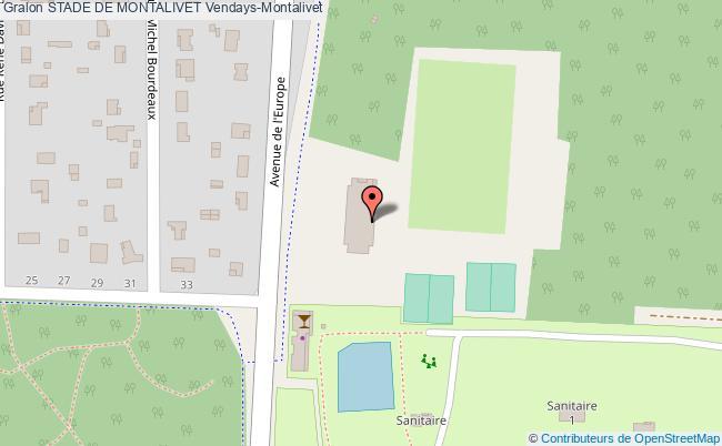 plan Salle Multisports (gymnase)