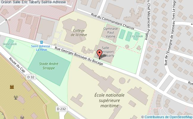 plan Salle Multisports