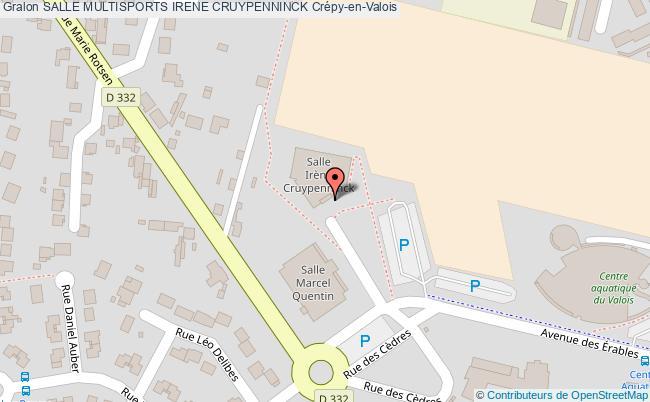 Salle Multisports Salle Multisports Irene Cruypenninck Crepy En Valois