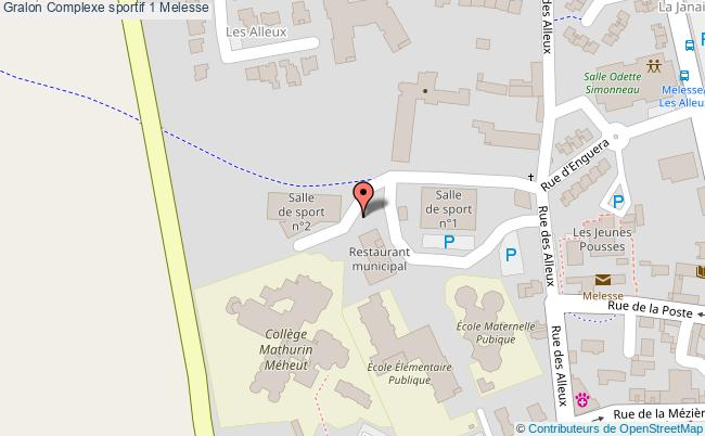 plan Salle Omnisport 2