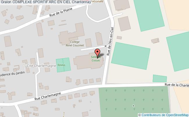 Salle Omnisports Arc En Ciel Complexe Sportif Arc En Ciel Chantonnay