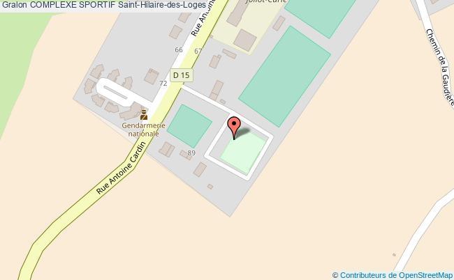 plan Salle Omnisports