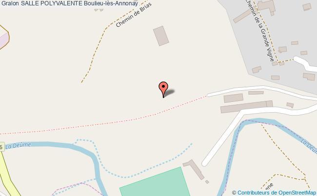 Salle Polyvalente Salle 1 Salle Polyvalente Boulieu Les Annonay