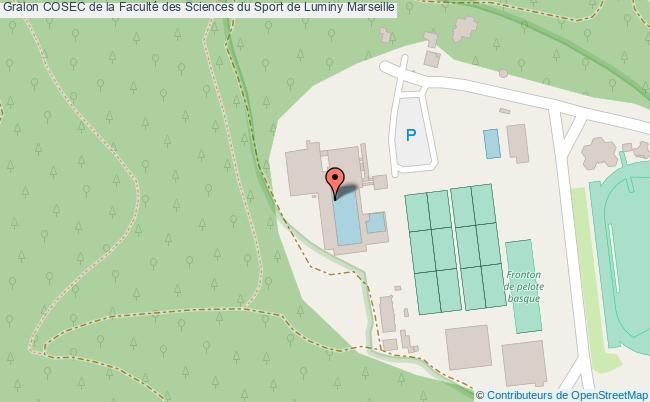 Salle Sports De Combat Cosec De La Faculte Des Sciences Du Sport