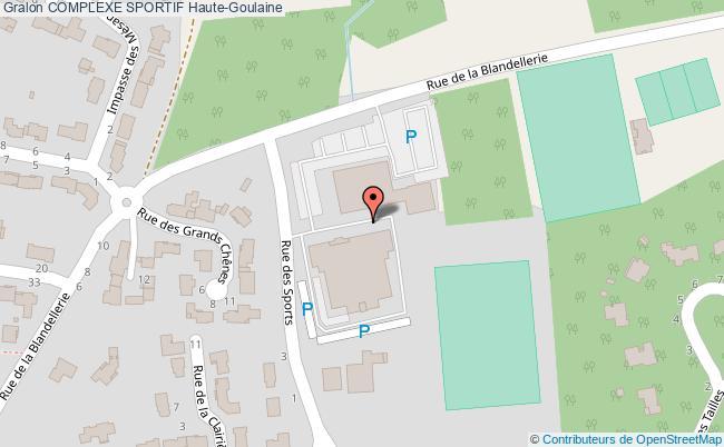 plan Salle Yves Du Manoir