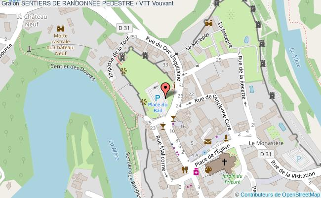 plan Sentier Bocage Et Fragonnette