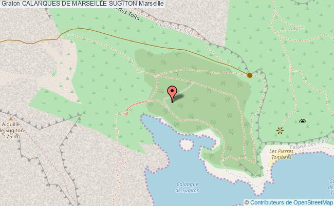 plan Site D'escalade De Sugiton