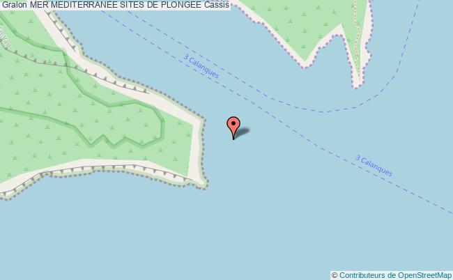 plan Site De Plongee Figuiere