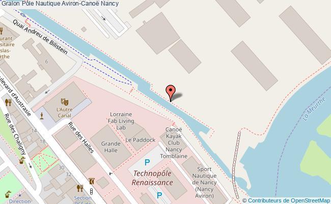 plan Stade De Canoë