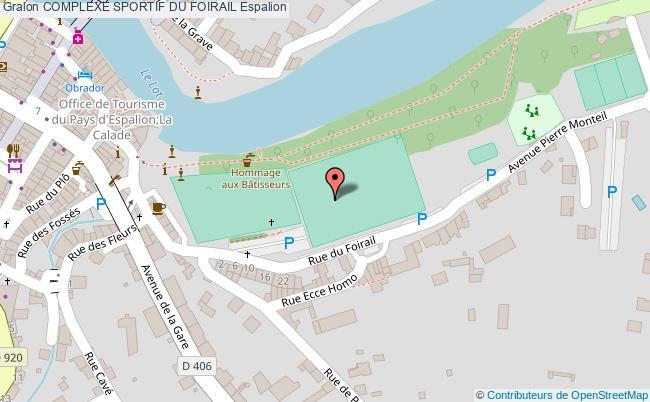 plan Stade De Football