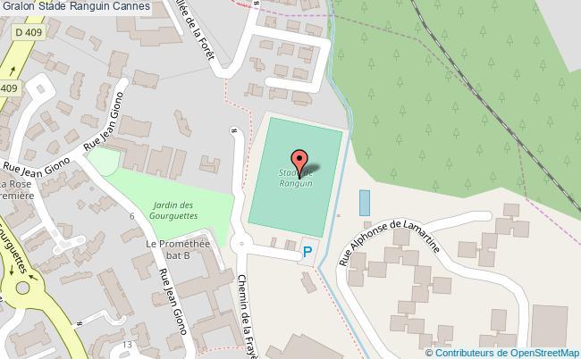 plan Stade De Football Ranguin