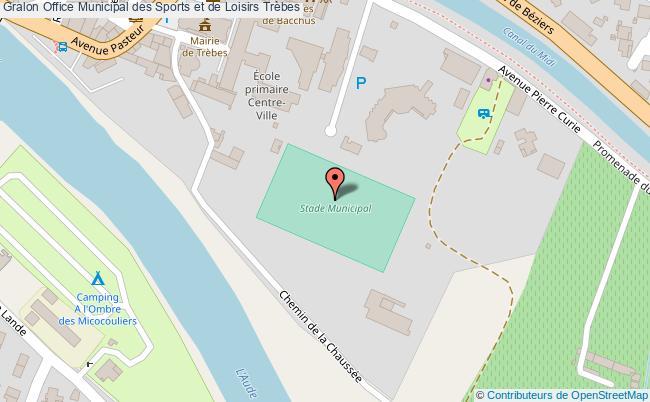 plan Stade De La Bonnecase