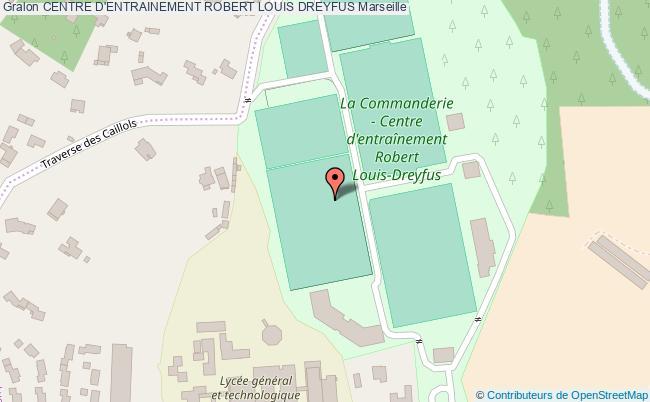 plan Stade De La Commanderie Foot 3