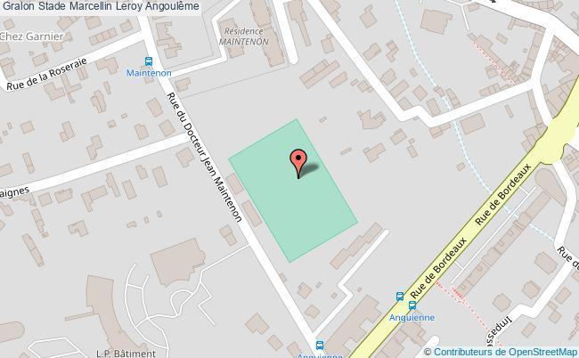 plan Stade Marcellin Leroy