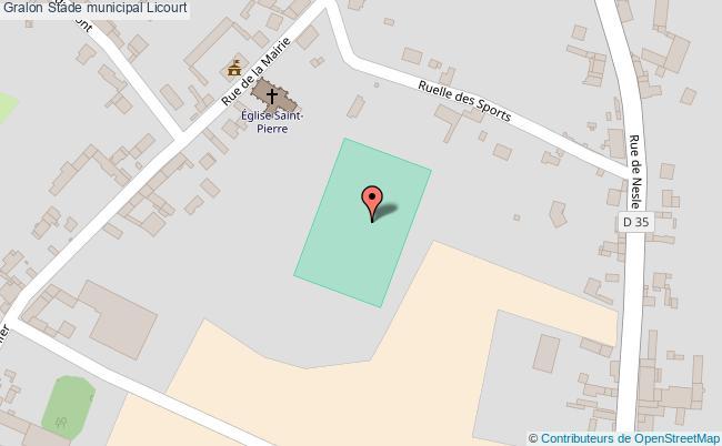 plan Stade Municipal (100 X 60)