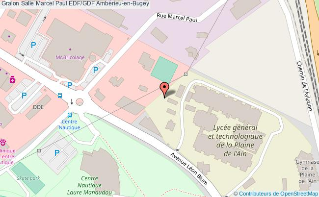 plan Terrain De Boules