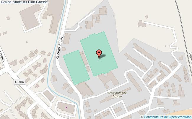 Terrain de football stade du plan grasse - Office du tourisme de grasse ...