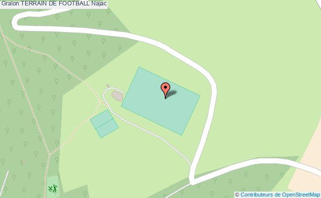 plan Terrain De Football
