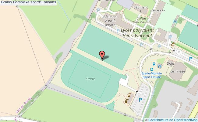 plan Terrains De Rugby