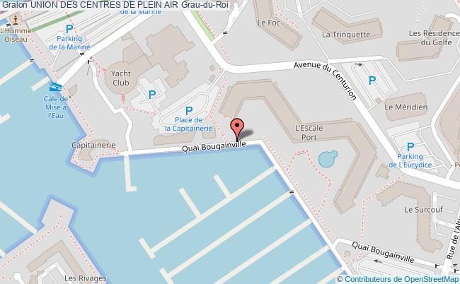 Ucpa Port Camargue Union Des Centres De Plein Air Grau Du Roi