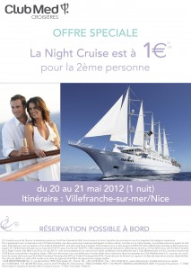 Club Med 2 : Night Cruise
