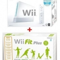 CONSOLE Wii PACK SPORTS + Wii Fit Plus /