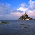 Week-end en baie du Mont-Saint-Michel pendant les grandes mar�es
