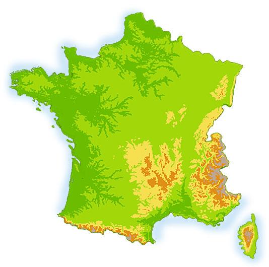 Météo France - Prévision meteo sur les grandes villes de France