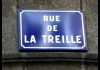 Photo la rue de la treille