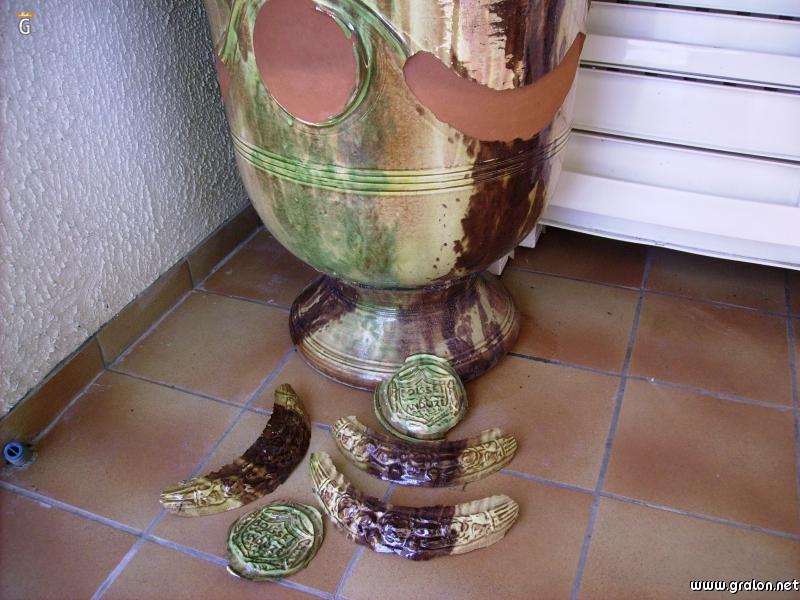 Poterie d 39 anduze anduze tourisme - Poterie les enfants de boisset ...