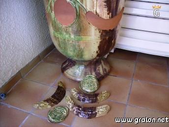 Photo le must des enfants de boisset photos sculpture anduze - Poterie les enfants de boisset ...