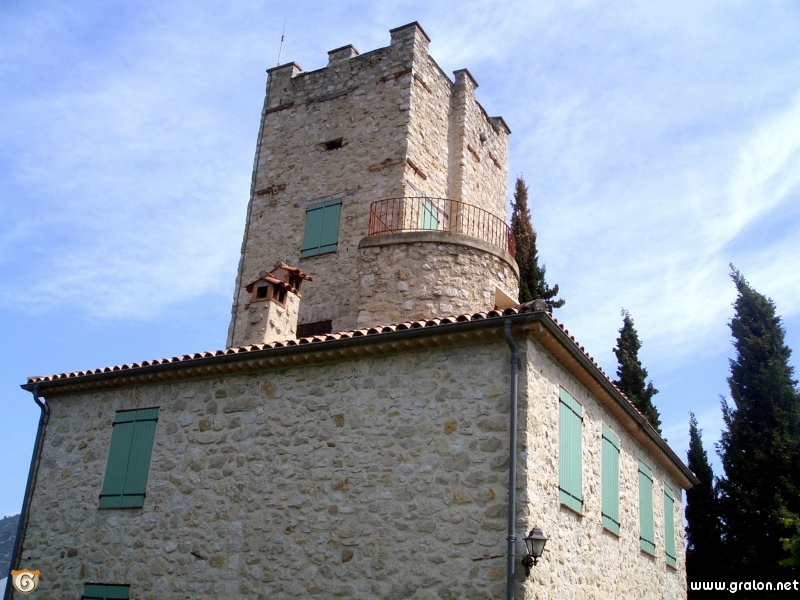 Zoom photos - Le chateau des oliviers de salette ...
