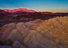photo Sunset sur death valley, nevada