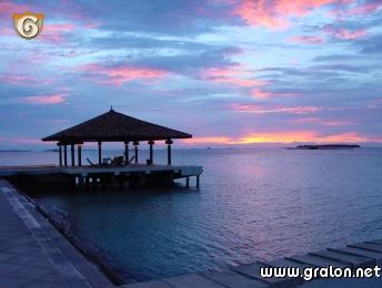 photo bord de mer aux maldives photos mer. Black Bedroom Furniture Sets. Home Design Ideas