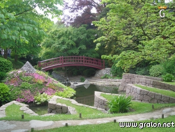 Photo jardin japonais du mus e albert kahn photos parcs et - Jardin japonais boulogne billancourt ...