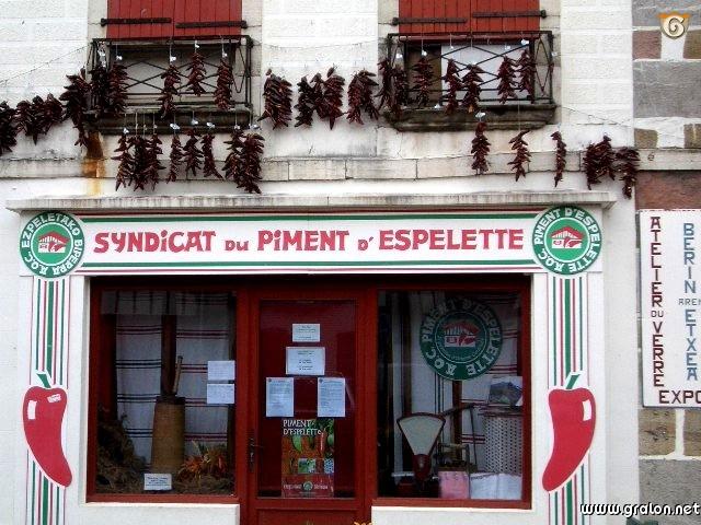Tourisme espelette informations espelette - Office du tourisme d espelette ...