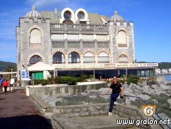 Restaurant Ancien Casino Hendaye