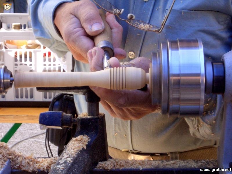 Zoom photos - Fabrication objet en bois ...