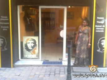 photo salon de coiffure afro a aix en provence photos m tiers aix en provence. Black Bedroom Furniture Sets. Home Design Ideas