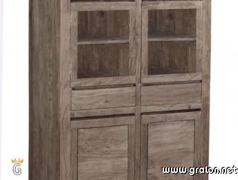 Photo meuble en acacia massif photos objet montauban - Meubles acacia massif ...