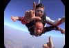 Photo saut en parachute tandem